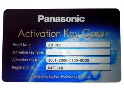 Ключ активации 8 внешних IP-линий Panasonic KX-NSM108X