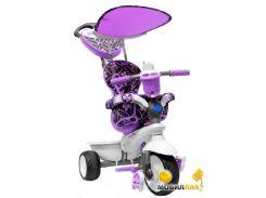 Велосипед Smart Trike Dream 4 в 1 фиолетовый (8000700)