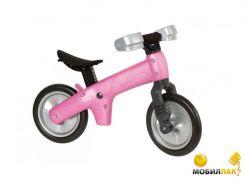 Детский велосипед Bellelli B-Bip Pl обучающий розовый 2-5лет (беговел) (BIC-05)