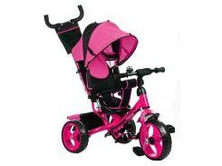 Велосипед трехколесный Turbo Trike M 3113-6A Розовый