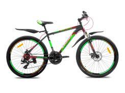 Велосипед Premier Galaxy 26 Disc 17 Matt Asphalt