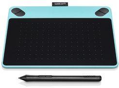 Планшет Wacom Intuos Art Blue PT S(CTH-490AB-N)