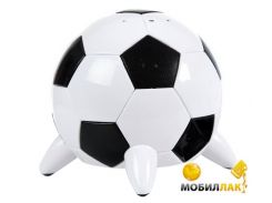 Док-станция Speakal miSoccer Black (2.1 Stereo iPod Docking Station with 5 Speakers) (MISOCCER-BLK)