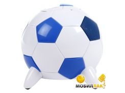 Док-станция Speakal miSoccer Blue (2.1 Stereo iPod Docking Station with 5 Speakers) (MISOCCER-BLU)