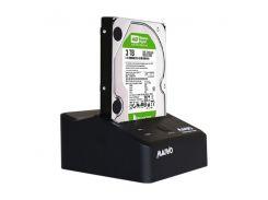 Док-станция для HDD 2,5/3,5 Maiwo K300-U3S