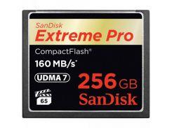 Карта памяти Sandisk 256GB CF Extreme Pro (SDCFXPS-256G-X46)