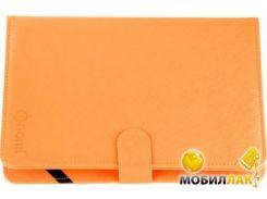 Чехол -клавиатура Nomi KC0700 ( 7  quot ) оранжевый