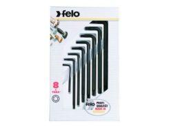 Набор ключей Felo TORX 8 шт (P34880104)