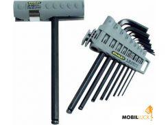 Набор ключей Stanley HexGrip 0-89-904 9шт