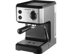 Кофеварка Polaris PCM 1517AE Stainless steel/Black