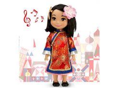 Кукла поющая Disney China Singing  It's a Small World