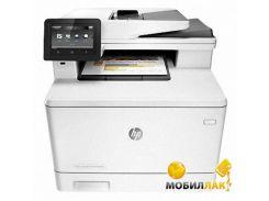 МФУ HP Color LJ Pro M477fdn