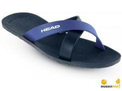 Тапочки Head Prize p.37/38 синие (454014/BL.37)