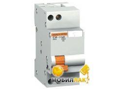 Дифференциальный автоматический выключатель Schneider Electric ВД63 2полюсное 63A C 30mA 11455
