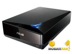 Оптический привод Asus BW-12D1S-U Black USB 3.0
