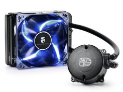 система водяного охлаждения deepcool maelstrom 120t