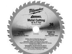 Диск для циркулярной пилы по металлу Milwaukee 135х20 мм (48404070)