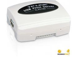 Принт-сервер TP-Link TL-PS110U 1PORT 10/100M/USB