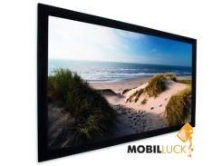 Проекционный экран Projecta HomeScreen Deluxe 151x256см, HCCV