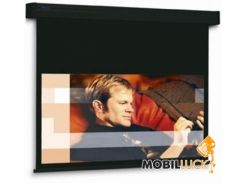 Проекционный экран Projecta Compact RF Electrol 139x240 cm, HC, RAL 7021