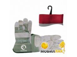 Перчатки замшевые Intertool SP-0151W