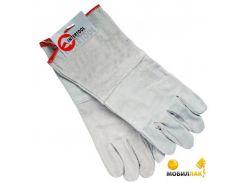 Перчатки замшевые 14(ящик 60 пар) (SP-0009W)