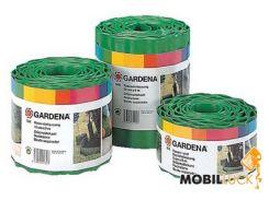 Бордюр для газона Gardena зеленый (00540-20)