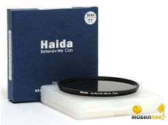 Светофильтр Haida Slim PROII Multi-coating ND 0.9 8x Filter 77mm