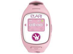 Детские телефон-часы FixiTime с GPS-трекером 2 Pink (FT-201P)