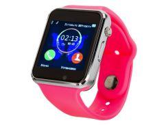 Смарт-часы Atrix Smart watch E07 Pink