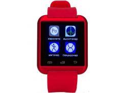 Умные часы Atrix Smart watch E08.0 Red