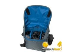 Сумка для фотоаппарата Crumpler Light Delight 6000 Steel grey
