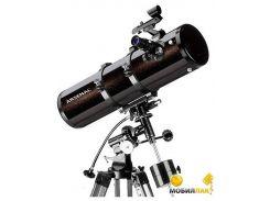 Телескоп Arsenal 130/900 EQ2 рефлектор Ньютона с окулярами PL6.3 и PL17 (1309EQ2)