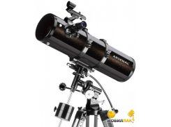 Телескоп Arsenal 130/650, EQ2, рефлектор Ньютона (с окулярами PL6.3 и PL17)
