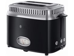 Тостер Russell Hobbs 21681-56 Retro Black