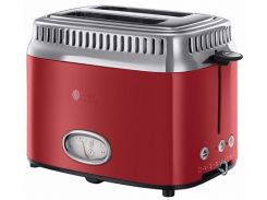 Тостер Russell Hobbs 21680-56 Retro Red