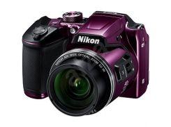 Цифровая фотокамера Nikon Coolpix B500 (VNA952E1) Purple