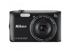 Цифровая фотокамера Nikon Coolpix A300 (VNA961E1) Black