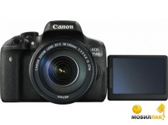 Фотоаппарат Canon EOS 750D kit 18-135 IS STM