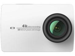 Экшн-камера Xiaomi Yi 4K White International Edition (YAS.1616.INT White)