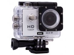 Экшн-камера Atrix ProAction W9 Full HD Silver (ARX-AC-W9s)