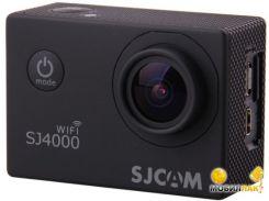 Экшн-камера SJCam SJ4000 Wi-Fi Version Camera Black