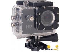 Экшн камера SJCam SJ4000 (черный) (SJ4000-Black)