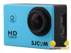 Экшн камера SJCam SJ4000 (синий) (SJ4000-Blue)