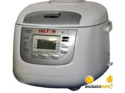 Мультиварка Hilton LC 3908 Magic Cooker Silver