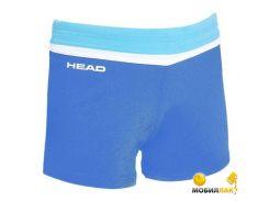Плавки-шорты Head Yale 27 JR Boy р.9 синие (452199/NV.9)