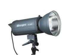 Набор студийного света Mircopro EX-300S софтбоксы