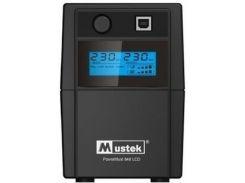 Источник бесперебойного питания Mustek PowerMust 848 LCD 850VA (98-LIC-L0848)