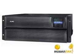 Серверный ИБП APC Smart-UPS X 2200VA Rack/Tower LCD 200-240V (SMX2200HV)