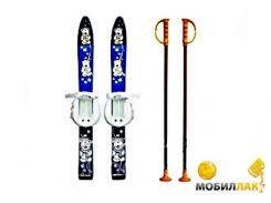 Набор лыжный Sprinter детсткий 70см (34021)